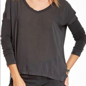 James Perse Boxy Scoop Tee from Nordstrom